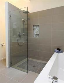 affordable bathroom shower ideas with modern also nice tempered tile designs intended for
