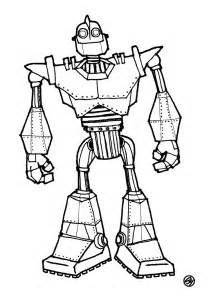 iron giant coloring pages coloring pages