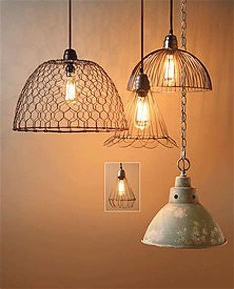 unique lighting ideas lights unique quot junk quot lighting vintage iron pendant