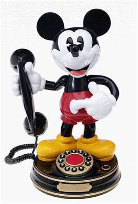 this deals telemania mickey mouse animated phone this