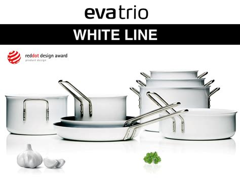 Coffee Table With Basket Storage - eva trio saut 233 pan white line cookfunky we make you cook better