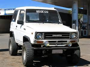Rocky 4x4 Daihatsu 4x4 Answerman Truck And Suv Road Tech Road