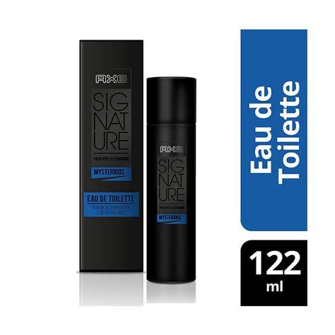 Parfum Axe Baru jual axe signature mysterious edt perfume 122 ml