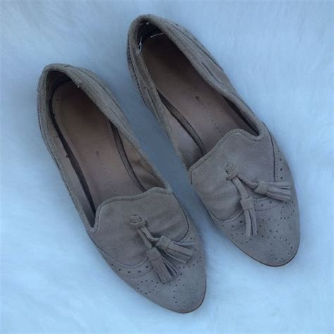 dolce vita suede loafers dolce vita beige genuine suede loafers bxtch stxtch