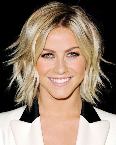 short piecey bob bob haircuts julianne hough bob hairstyles