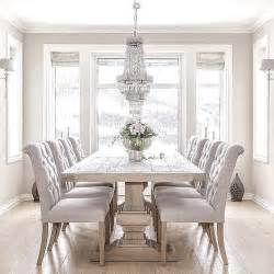 Dining Room Design Pinterest by Best 25 Dining Room Tables Ideas On Pinterest Dining