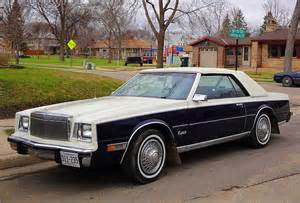 Dodge Cordoba Chrysler Cordoba Bill Blass Edition Classic Cars Today