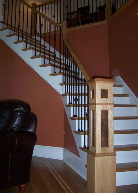 Banister Synonym by Newel Post