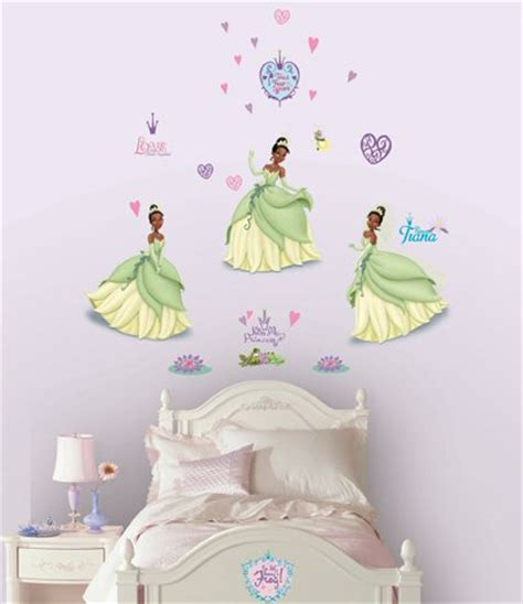 Princess Amp Frog Wall Decals Amp Wall Stickers