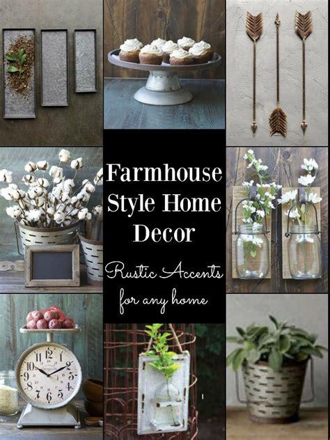 Cheap Decorative Items Cheap Farmhouse Style Decor Galvanized Metal And Cotton