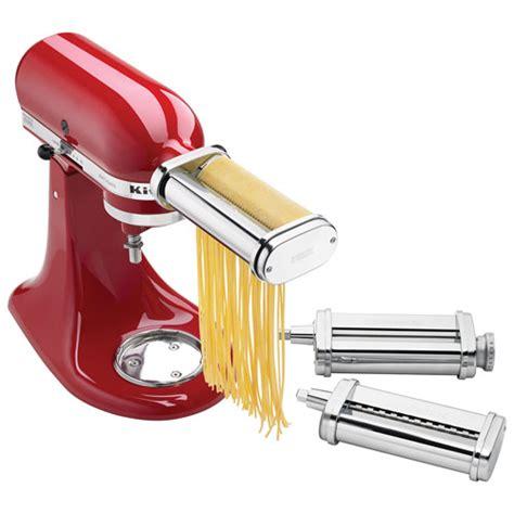 Pasta With Kitchenaid Mixer by Kitchenaid Pasta Roller Attachment Mixer Attachments