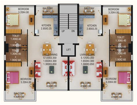 modern 2 bedroom apartment floor plans ingenious ways you can do with 2 bedroom apartment plans