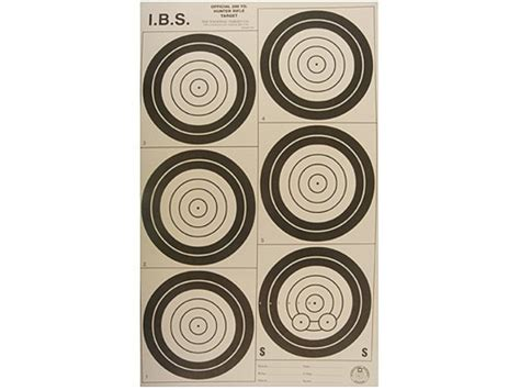 bench rest targets national target international bench rest shooters upc