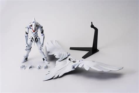Kaiyodo Xebec Evangelion Unit 02 Figure Neon Genesis comprar mu 241 ecos articulados revoltech figure 026 unit 04 mass production type us