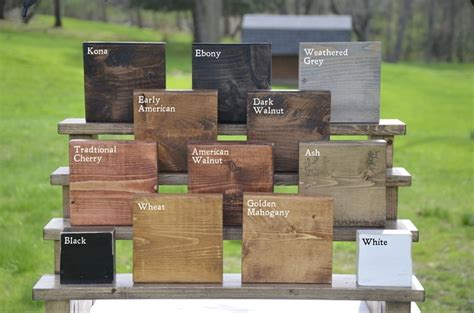 farmhouse table stain color best 25 stain colors ideas on aging wood