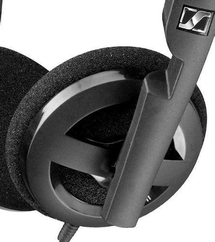 Headset Sennheiser Px 100 Ii Black sennheiser px 100 ii i light weight supra aural headset