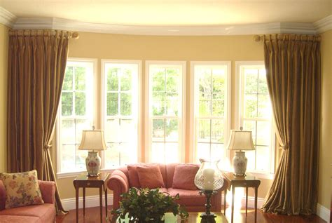Custom Drapes Sun Window Coverings