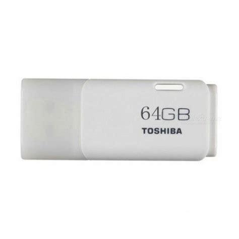 Toshiba Hayabusa Usb Flash Drive 64gb Thn U202w0640 White 4cfeu5 toshiba transmemory hayabusa u202 usb 2 0 flash drive 64gb