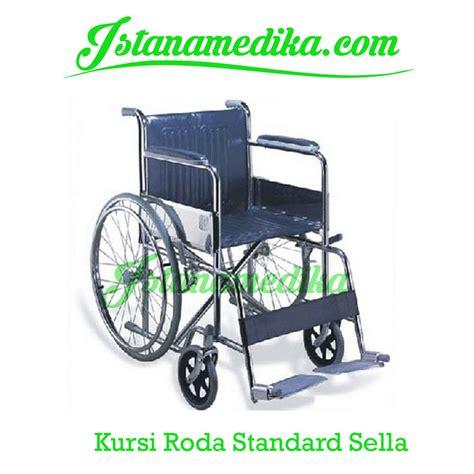 Kursi Roda Kursi Roda kursi roda standard sella istana medika