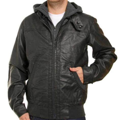 bench leather jacket lever jacket