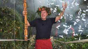 celebrity jungle who is out harry redknapp crowned king of the jungle on i m a