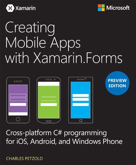 xamarin forms learning basics and starting project xamarin forms book now available in easy to digest chapter