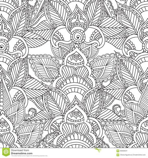 color pattern drawing coloring pages abstract designs