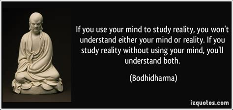 study traduzione if you use your mind to study reality you won t