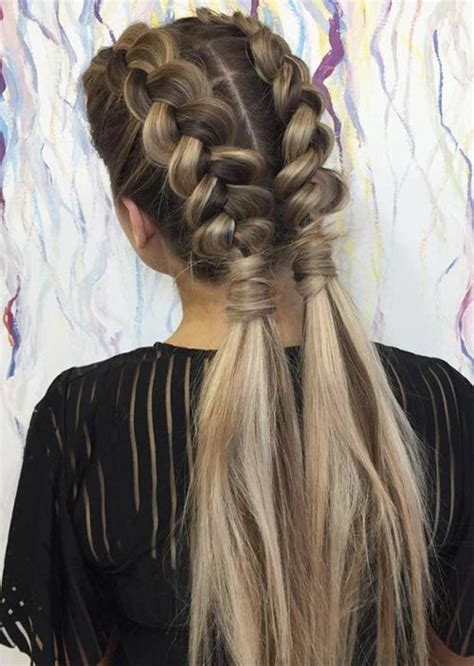 Pretty Braided Hairstyles by 25 Best Ideas About Braided Hairstyles On