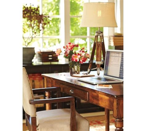 printer s writing desk small printer s writing desk pottery barn executive rental