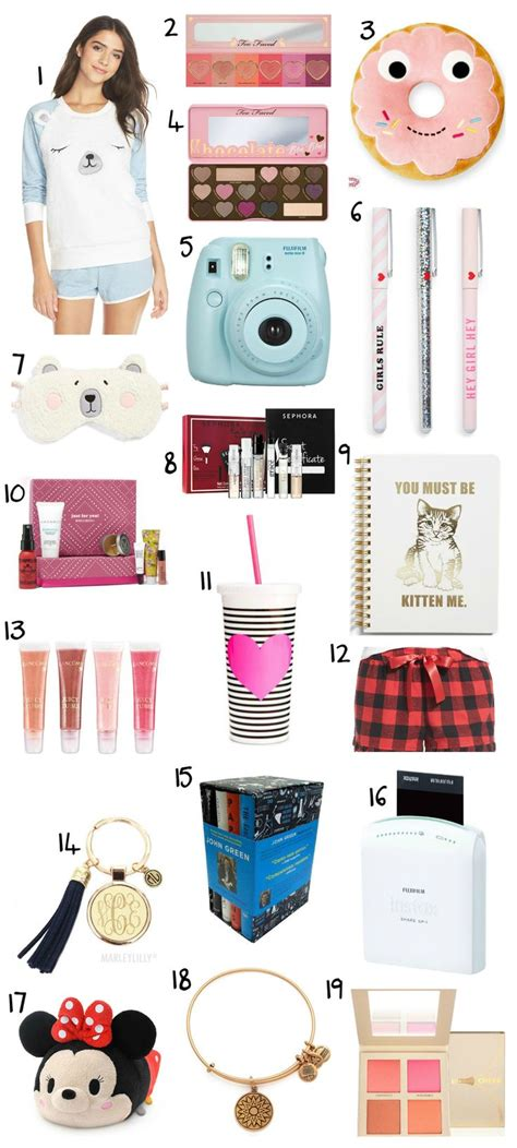 100 Christmas Gift Ideas For Girls For 2017 - best 25 teen christmas gifts ideas on pinterest 2017 christmas gifts great teen