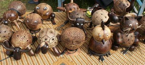 Jual Batok Kelapa Kering 2016 kerajinan dari bahan batok kelapa yang unik dan kreatif