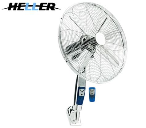 oscillating wall fan with remote heller 40cm oscillating wall mounted fan with remote