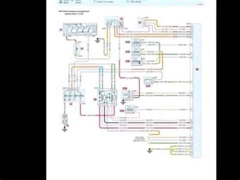 peugeot 206 wiring diagrams