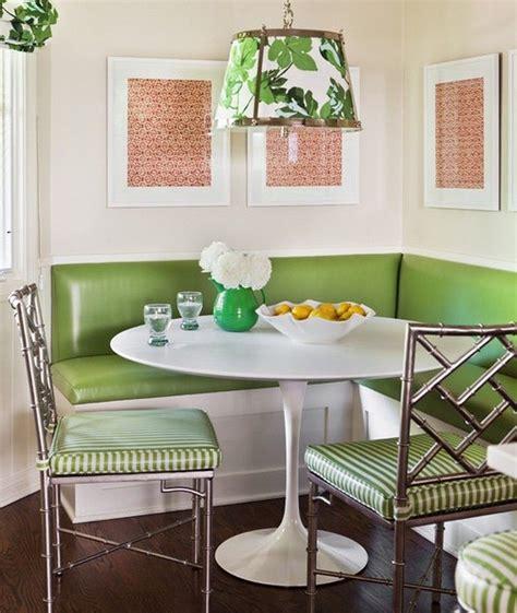 dining nooks kitchen attractive white wooden laminate corner breakfast