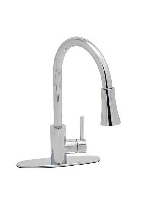 proflo kitchen faucet proflo pull out kitchen faucet