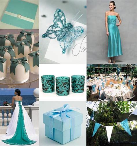 turquoise wedding colour scheme moody monday the wedding community