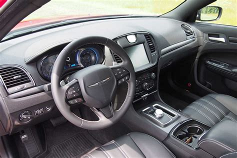 Chrysler 300s Interior by 2016 Chrysler 300s Awd Review Autoguide News