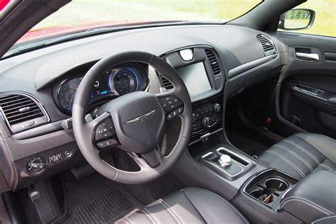 interior chrysler 300 2016 chrysler 300s awd review autoguide news