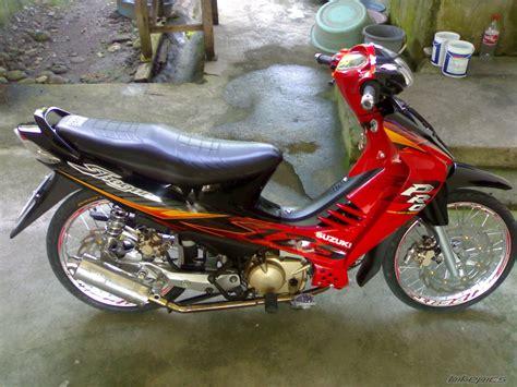Suzuki Shogun 125 Sp Bikepics 2007 Suzuki Shogun Sp 125