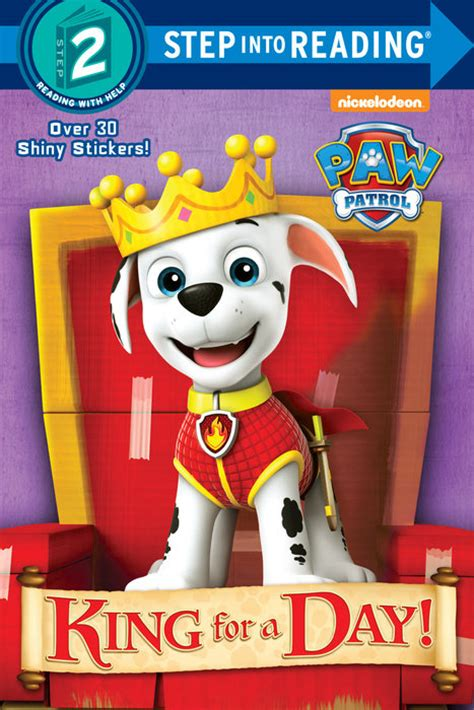 image paw patrol king for a day book cover jpg paw