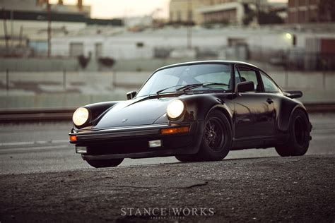 magnus walker porsche turbo stance works magnus walker s outlaw fever movie