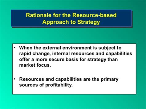 Mba With Focus On Strategy by Mba 290 Strategic Analysis By Stanley Han