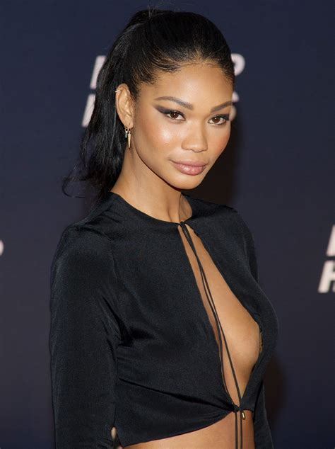 chanel iman chanel iman vh1 hip hop honors in new york city july 2016