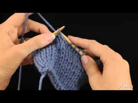 left twist knitting make 1 with left twist m1l how to increase learn how to