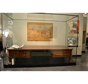 This Was Hitlers Desk Now In A Museum  Pics