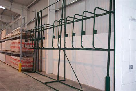 Vertical Pipe Rack by Vertical Racking Timber Racks Pipe Racks Conduit Racks