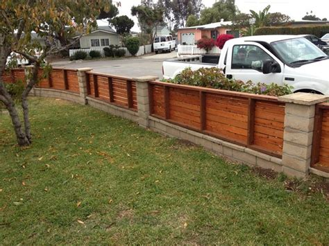 modern fence pictures and ideas modern horizontal fence ideas outdoor decorations
