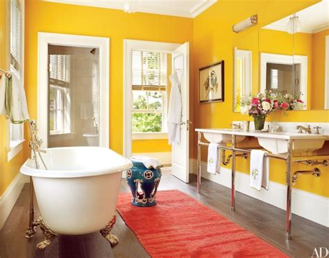 colorful bathrooms ideas   inspire