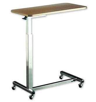 hospital bed tables adjustable 2 tables hospital bed adjustable overbed reading